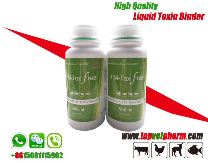 Liquid Toxin Binder