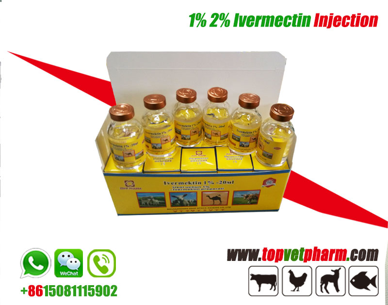 1% 2% Ivermectin Injection