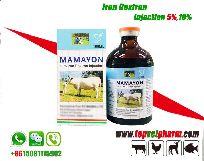 10 Iron Dextran Injectable Solution