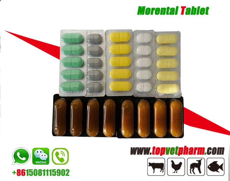 Morantel tablet
