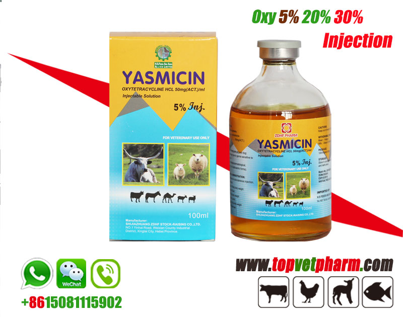 5% 20% 30% 10% Oxytetracycline Injection
