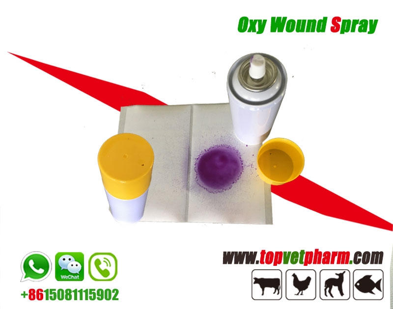 Oxytetracycline Wound Spray