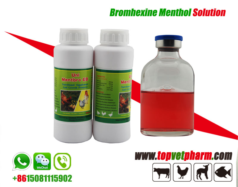 Bromhexine Menthol Solution