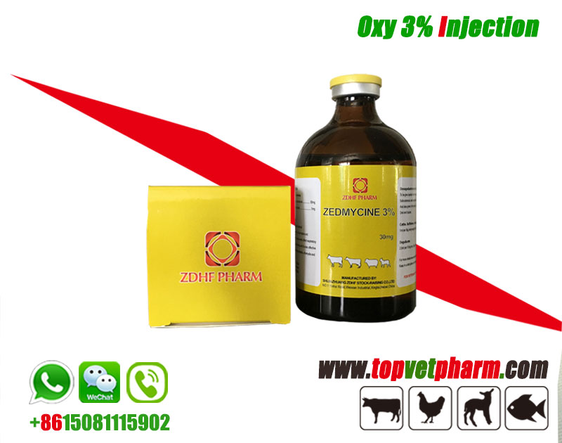 3% Oxytetracycline Injection