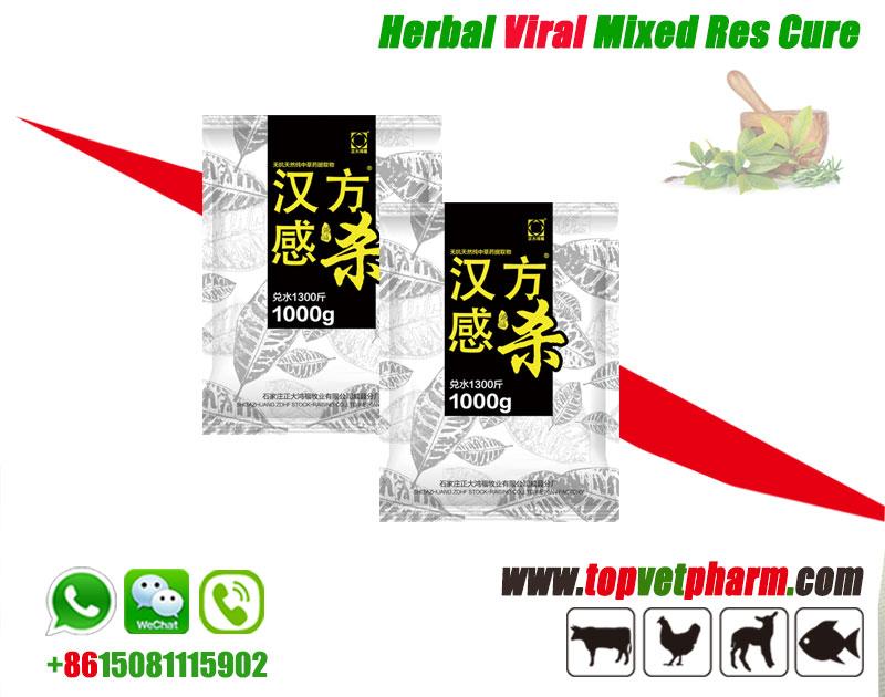 Herbal Anti Poultry Respiratory Mix Viral Powder