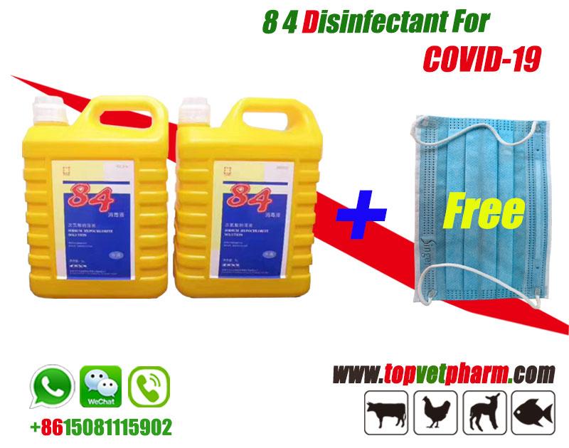 84 Liquid Disinfection