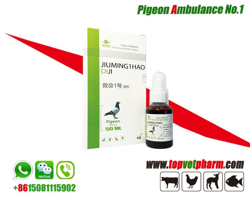 Pigeon Ambulance No.1