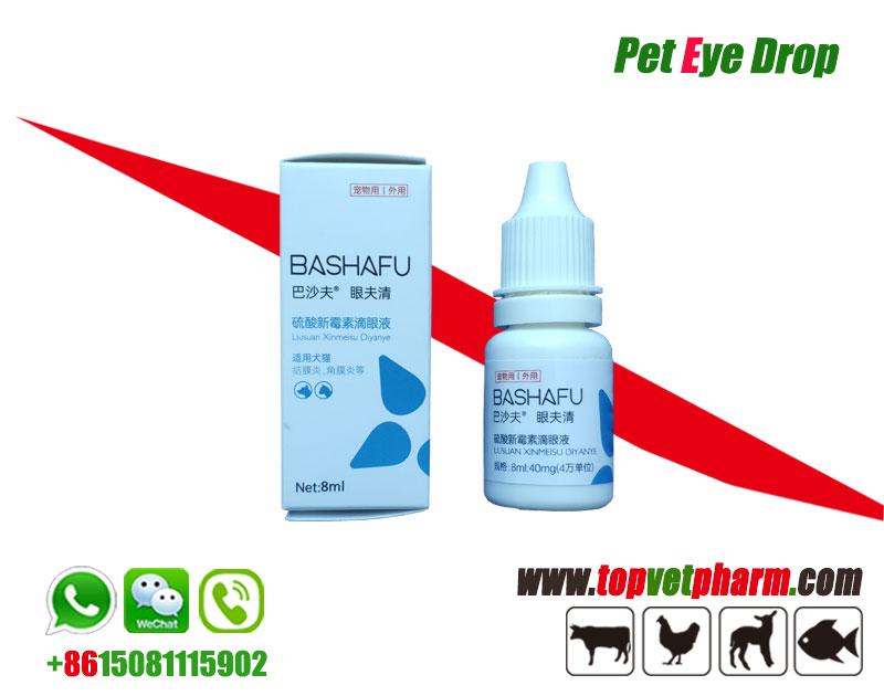 Neomycin sulfate drop